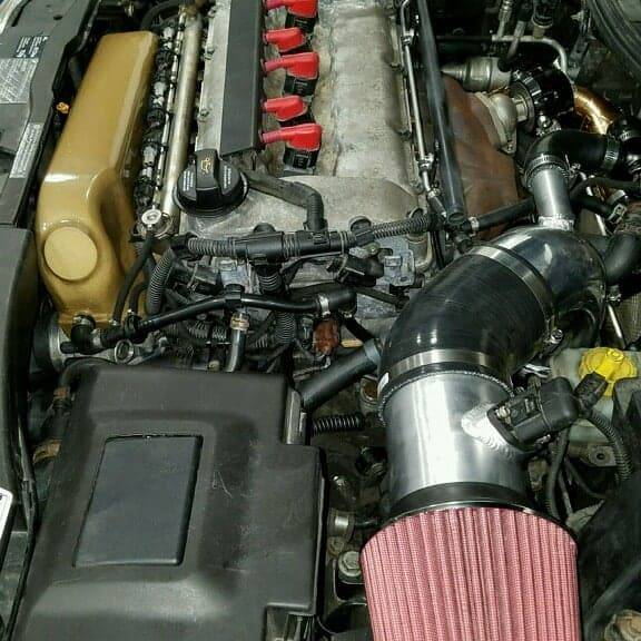Precision Turbo Hours: Derek's MK4 R32 Turbo Build