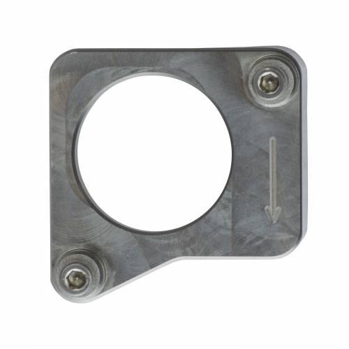 304 Stainless Steel Mazda 3, 6, MX-5, Mazdaspeed3  Mass Air Flow Sensor Flange