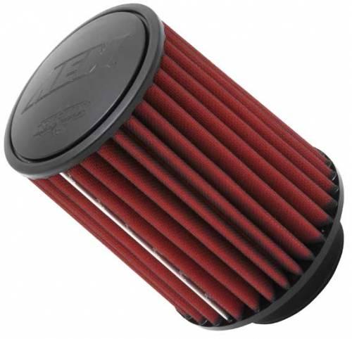 "AEM Induction Systems - 3.5"" AEM 21-2047DK DryFlow Air Filter"