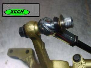 SCCH Mk1 Bump Steer Elimination Kit