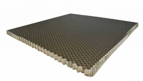 "Performance MRP - 12"" x 12"" Air Flow Straightener Screen 3/16"" Honeycomb Cell"