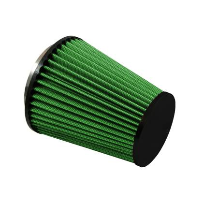 "3.5"" Green Filter USA - Cone Filter"