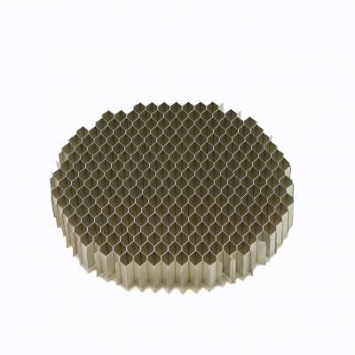 "3/16"" (5mm) Cell Aluminum Honeycomb Air Straightener"