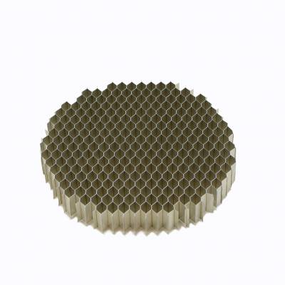 "3/16"" (5mm) Cell Aluminum Honeycomb Air Straightener"