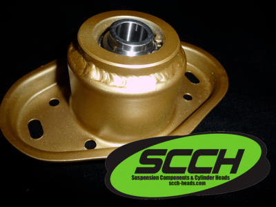 Fabrication Parts - Shifter Bushing Kits - Innovative Motorsport Solutions - SCCH Volkswagen MK1 Spherical Shifter Kit