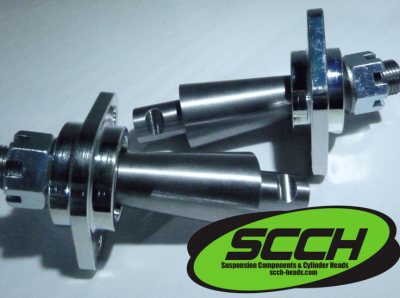 Innovative Motorsport Solutions - SCCH MK1 Volkswagen Spherical Ball Joint Kit