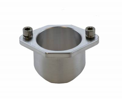 Weld On MAF Flange Adapters - Aluminum  MAF Flange Adapters - Performance MRP - Volvo 850 Mass Air Flow Sensor Flange
