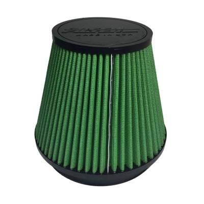 "Green Filter USA - 6"" Green Filter USA - Cone Filter"