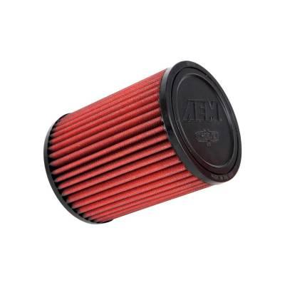 "AEM Induction Systems - 3"" AEM 21-2036DK DryFlow Air Filter"
